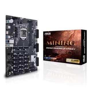 BNIB - Asus B250 Mining Expert MB
