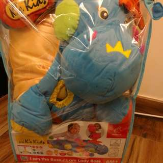 T21送的大贈品 恐龍波波池
