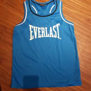 Sports Singlets - EVERLAST FBT
