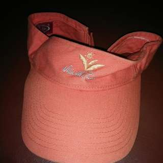 Topi Golf / Topi Senam / Topi Sepedahan 2nd import