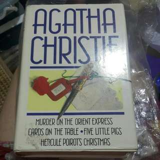 Agatha Christie 4-in-1