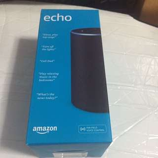 BNIB Amazon Echo