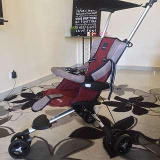 Babyelle stroller terpakai