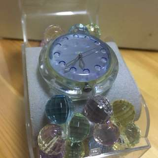 Ladies swatch watch (limited edition)