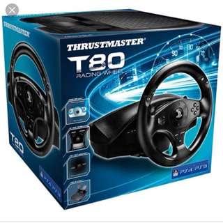 🏎 ThrustMaster T80