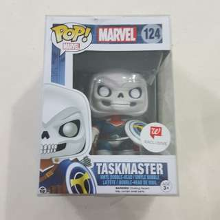 Legit Brand New With Box Funko Pop Marvel Taskmaster Walgreens Exclusive