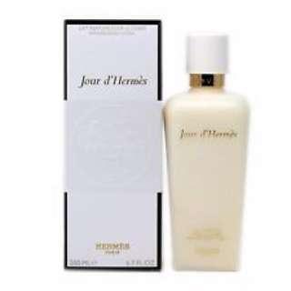Brand New in Box Hermes Jour d'Hermes body lotion 30ml