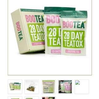 現貨Bootea減肥茶28day