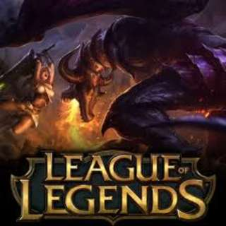 Selling League of Legends accounts