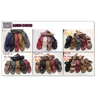 CODE: MSS-0608 Slipper for Ladies