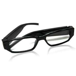 Mini HD 720P Spy Camera Glasses Hidden Eyewear DVR Video Recorder Camera