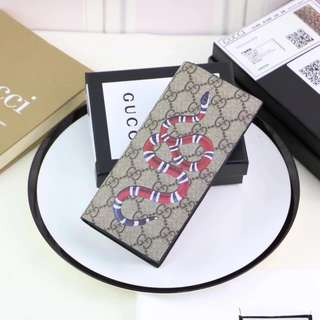 Gucci Snake Long Wallet