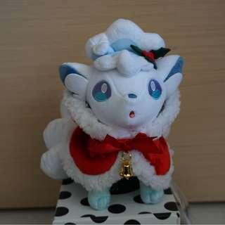 日本正版 聖誕冰六尾