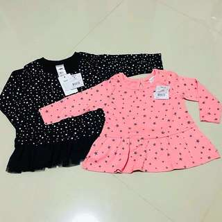 Brand New Long Sleeves Cute Tops *take both