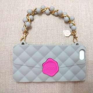 Sasa 灰色 Phone case 全新有盒