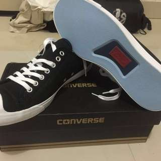 Converse Jack Purcell Low Black