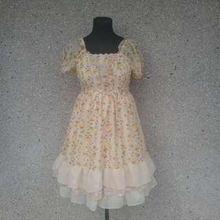 Axes Femme Floral Dress