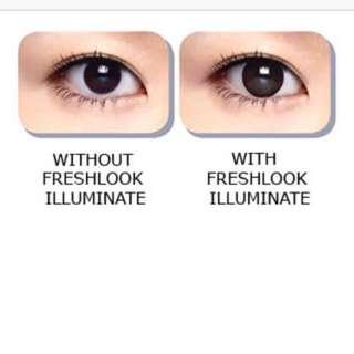 Original FRESH LOOK contact lens