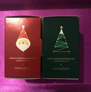 #Huat50Sale Innisfree Sleeping Pack