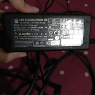 Adaptor Laptop Lenovo