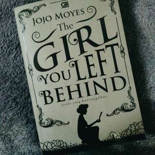 Jojo moyes the girl you left behind novel terjemahan
