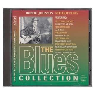 Robert Johnson: <Red Hot Blues> 1992 CD