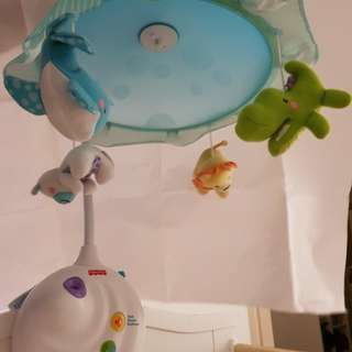 Fisher-Price Precious Planet 2 in 1 Projection Mobile #15Off