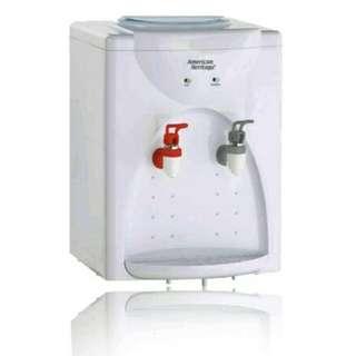 Hot & normal water dispenser