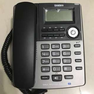 Uniden desk phone