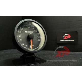 WORKS EXHAUST TEMP METER GAUGE
