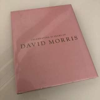 Celebrating 50 years of David Morris