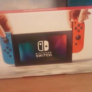 Nintendo Switch BNIB EXPORT SET