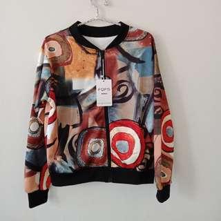 NEW, jaket fit L+