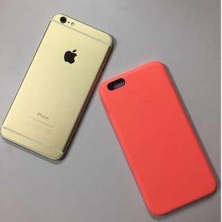 IPHONE 6plus 128gb FU gold