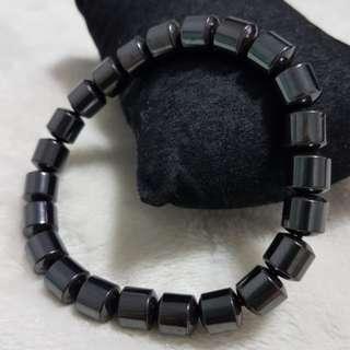 Bracelet (Hematite*赤铁矿)