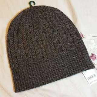 Polo Ralph Lauren 羊毛帽  咖啡色
