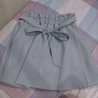 🚚 蝴蝶結短裙