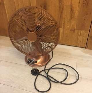 中古董式電風扇 Fan 古董 懷舊