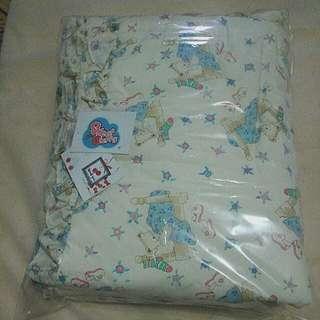 Original Sweet Cherry Bed Cover atau Selimut