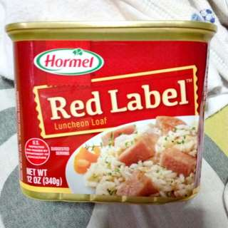 Hormel Red Label