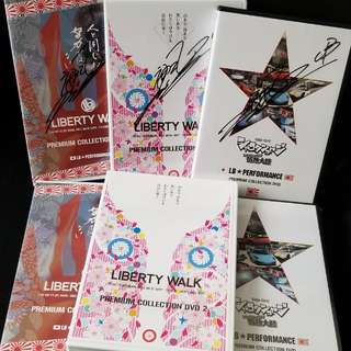 Liberty Walk / LB Works DVD