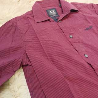 Armani Exchange Men Shirt S (Original 83% Discount!)