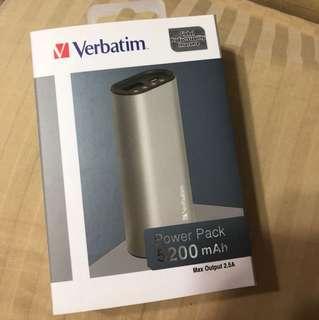 Verbatim 充電器 尿袋 外置電
