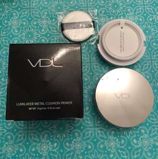 BNIB VDL LUMILAYER METAL CUSHION PRIMER AUTHENTIC