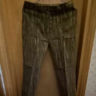 Long pant x 2 for wibter L