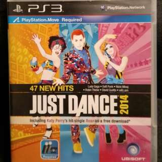 PS3 Just Dance 2014 (Move Edition)