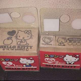 Hello kitty stamp chop