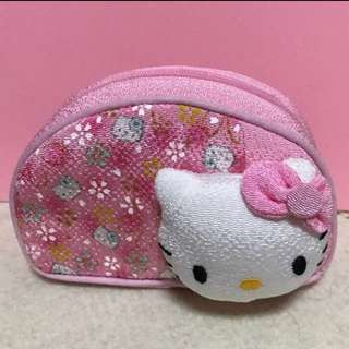 Kitty pouch from japan