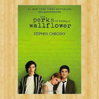 Free! The Perks of Being a Wallflower by Stephen Chbosky