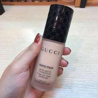 🚚 Gucci粉底液